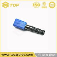 New design end mill, high speed steelcarbide end mill, carbide taper ball nose end mill