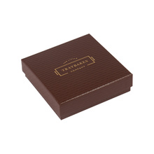 paper fancy personalised premium chocolate truffle packaging box