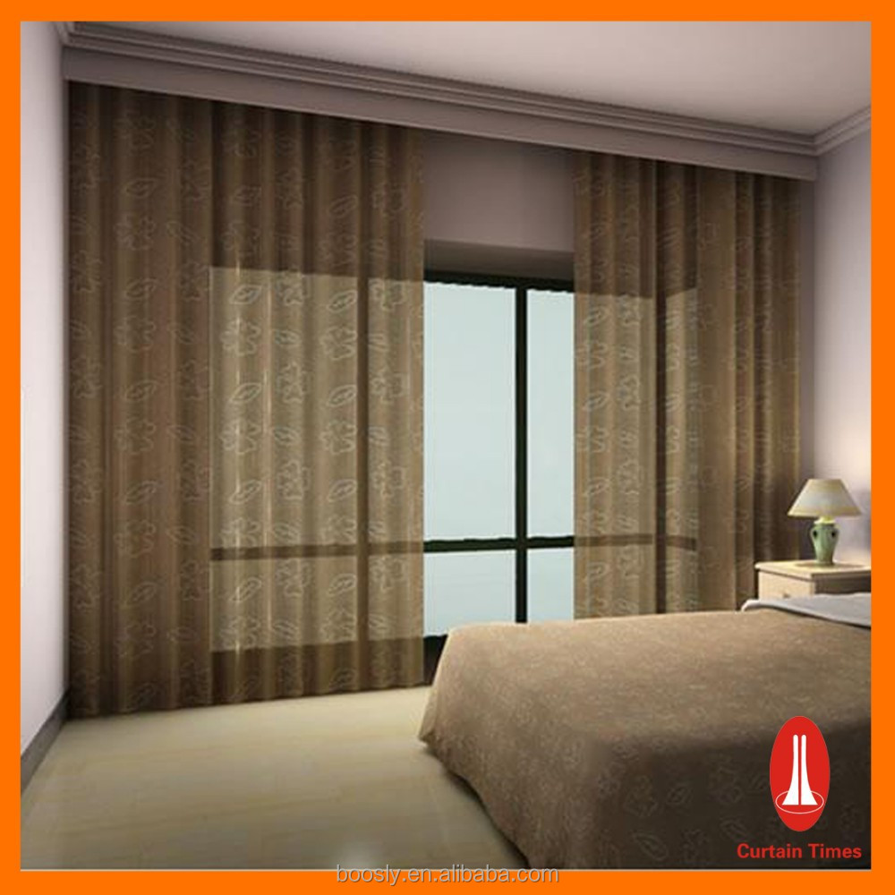 Motorized Curtain/Drapery For Star Hotel