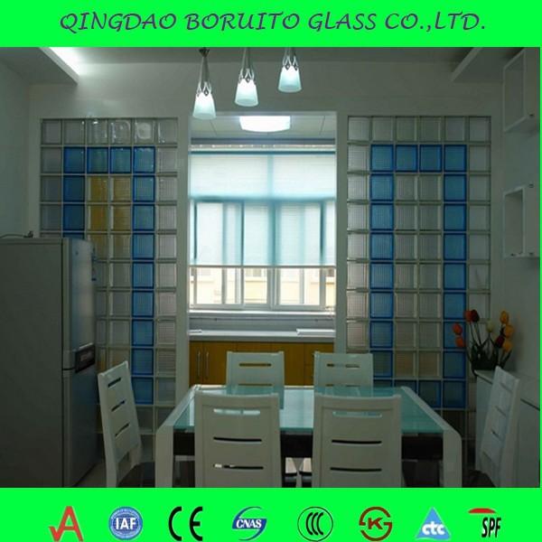 Bloques de vidrio para la decoraci n interior y exterior - Bloque de vidrio precio ...