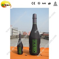 hot-seeling advertising giant inflatable beer bottle