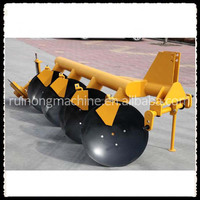 Three point mounted tube 4 disk plow for sale