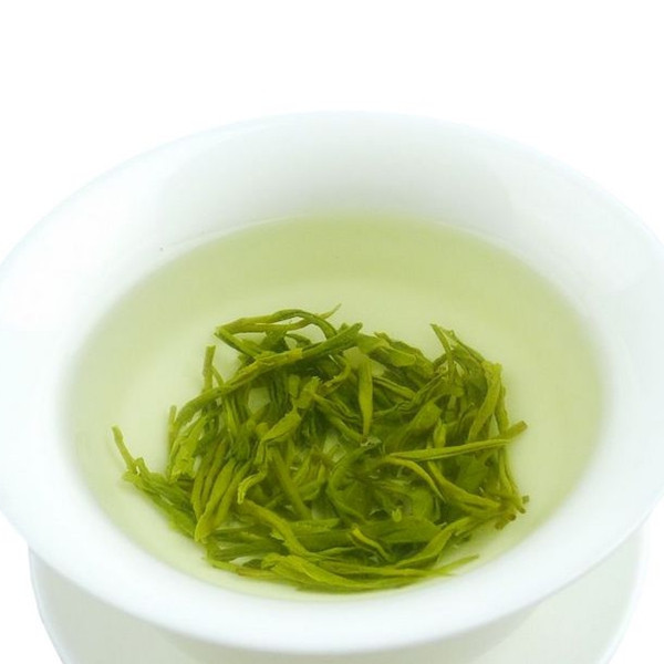 Certified Organic Mao Feng Needle Green Tea Famous Loose Tea