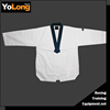Training absorbent and breathable taekwondo uniform