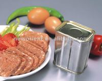 Chicken/Pork/Beef Luncheon Meat,Sell Meat