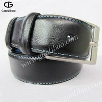 high quality fashion genuine men's leather belt