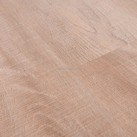 Factory Wholesale maple pink cross cut scratch resistant waterproof laminated flooring