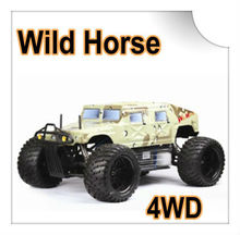 FS11802 1/5 Scale 4WD Gas Hammer RC CAR (Wild Horse)