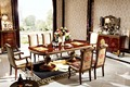 0063 Italy wood dining room sets