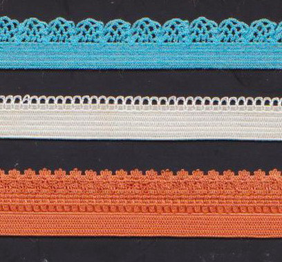 Wholesale knitted elastic webbing for underwear and panties