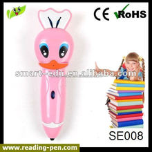 All language support educational toys animal shaped study pens