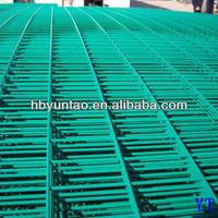 3/4'' mesh opening PVC coated wire mesh Panel-ISO9001