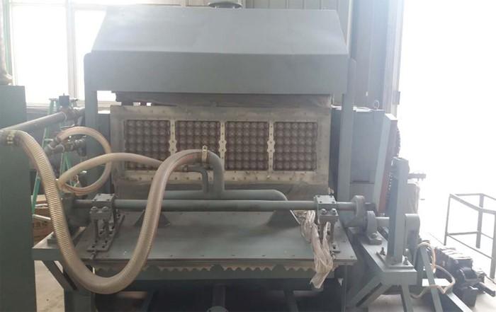 egg tray make machine egg packing box maker
