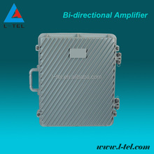 Bi-directional amplifier VHF UHF full duplex two way radio repeater