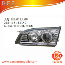 Toyota Corolla AE110 95-98 LED Head Lamp 212-1181-LED-2 R 81110-1E250 L 81150-1A520