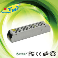 constant voltage ac/dc voltage converter led tube power supply 12v 80w CE,FCC,Rohs approved