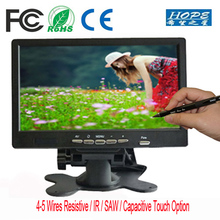 Digital TFT LCD Display wide 7 inch LCD touch screen monitor
