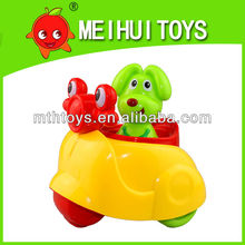 plastic building blocks toys , intelligence toys,Cartoon Block Car