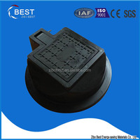 SMC Manhole Cover Round Water Meter Box