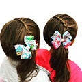 Kids Girl Hair Accessories Hair Ring Headband Hair Bow