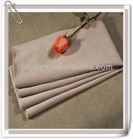 made in China 2014 hot sell 100% polyester microfiber peach skin fabric for home textile