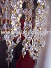 50 yards Chandelier Crystal Chains/Swags