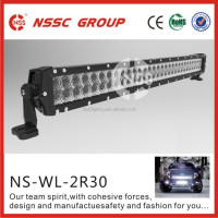 Newest model adn top quality offroad LED light bar, cree led light bar used on any vehicles, ATV, UTV, truck, led bar lights
