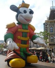 New products advertising inflatable mickey mouse