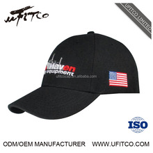 China factory high quality bulk embroidery promotional hats custom fashion baseball cap
