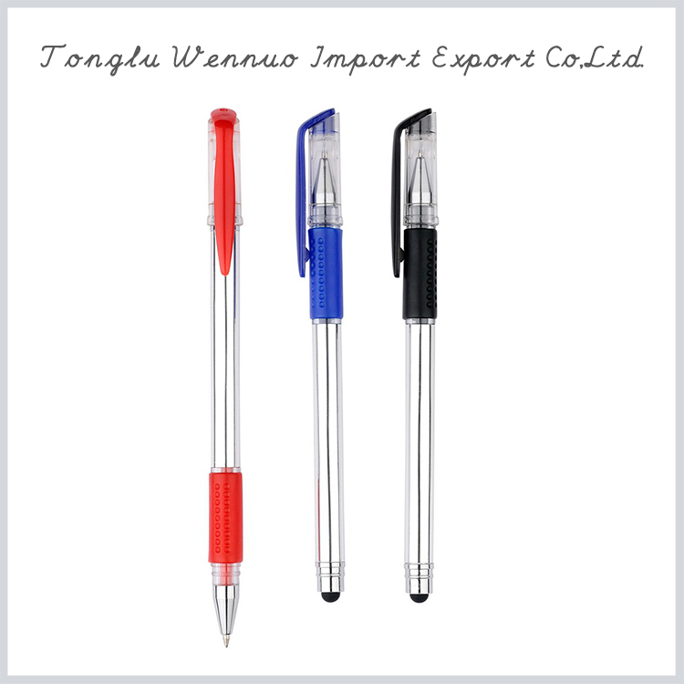 China manufacture professional gift gel pen