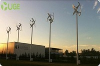 Vertical Axis Wind Turbine Made in China