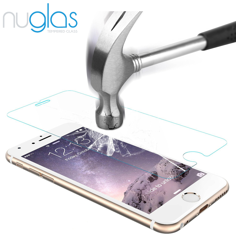 Custom Box 0.3mm Ultra Thin For iPhone 6s Glass Screen Protector