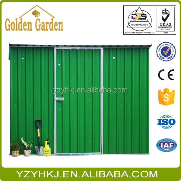 Metal Outdoor Storage Sheds for Sale Type FH0804
