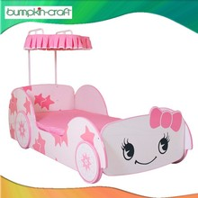 Beautiful in colors Girls Princess Beds for Toddlers