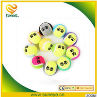 hot sale high quality colored tennis ball