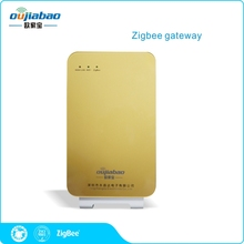 Shenzhen smart home security product DC5V zigbee automation gateway