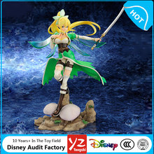 Hot sale 23cm PVC SAO 3 Fairy Dance Kirigaya Suguha action figure