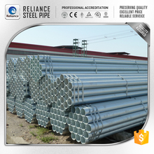 DIFFERENT SIZES GALVANIZED STEEL PIPE FOR ENGINEERING AND BUILDING
