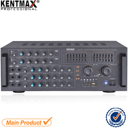 China Factory Hot Sale Electronic 30 Watts Power Mixer Amplifier with USB