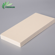 Factory supply best quality pvc building foam board for furniture pure white hard high density