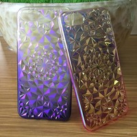 New Phone Accessories Colorful Gradually Color