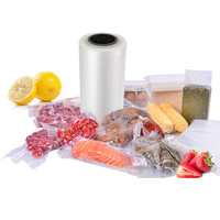 frozen vacuum packaging bags for meat fish ice food