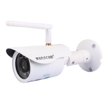 wanscam 2016 hot selling model HW0043 HD outdoor waterproof mini bullet cctv wifi ip camera