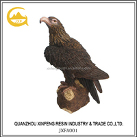Wholesale Resin Eagle Statue, Eagle Sculpture, Eagle Figurine