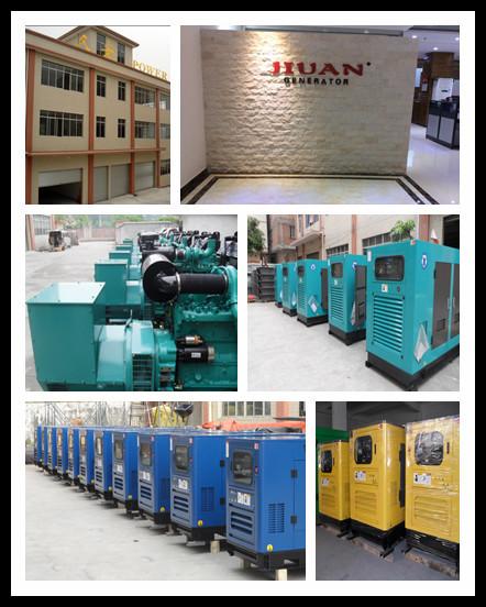 100kva Guangzhou Power Silent Electric Factory Price