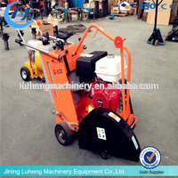 Portable Gasoline Concrete Cutter With Gasoline Engine