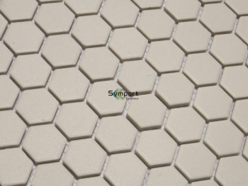 full body mosaic grade AAA hexagonal ceramic tile
