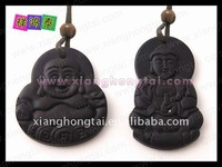 buddha scalar quantum strong power lava pendant/ energy volcano charm
