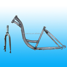 Steel Bicycle Frame/ Women Bike