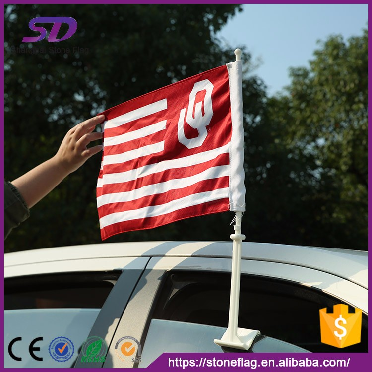 Wholesale Cheap Customized Car Windsock Flags
